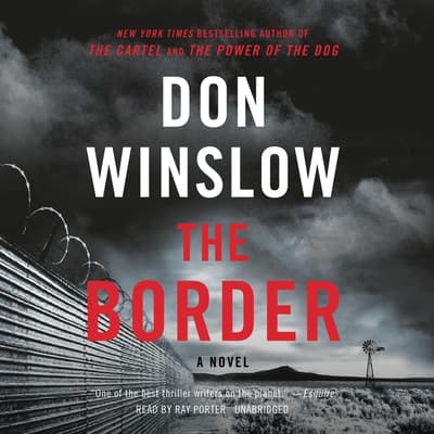 The Border by Don Winslow audiobook