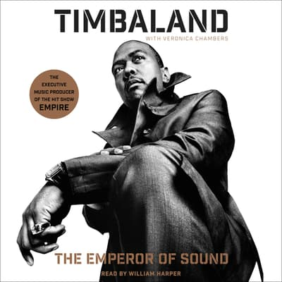 The Emperor of Sound by Timbaland audiobook