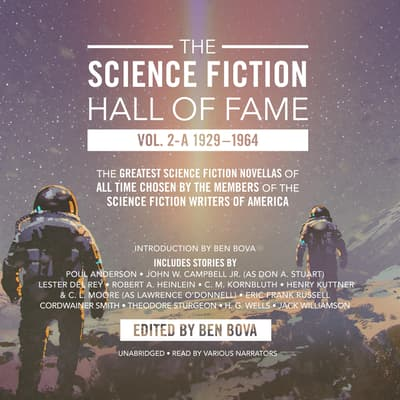 The Science Fiction Hall of Fame, Vol. 2-A by Poul Anderson audiobook