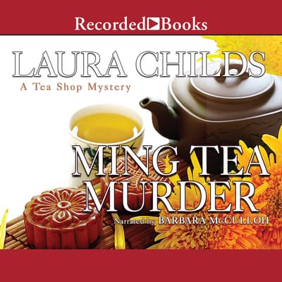 Ming Tea Murder by Laura Childs audiobook