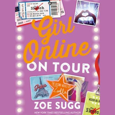 Girl Online: On Tour by Zoe Sugg audiobook