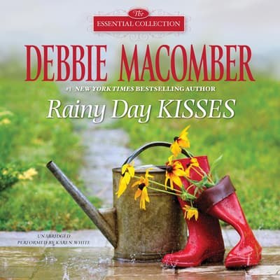 Rainy Day Kisses by Debbie Macomber audiobook