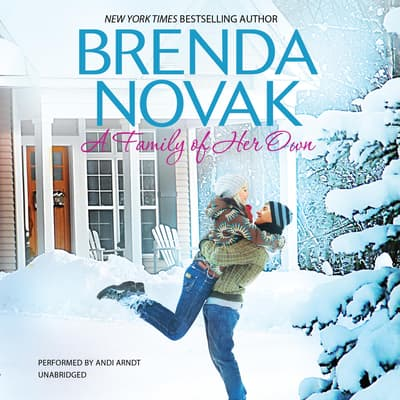 A Family of Her Own by Brenda Novak audiobook