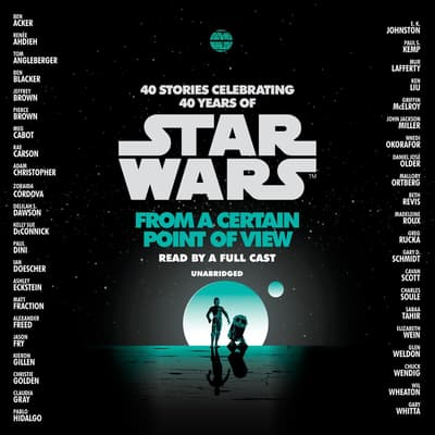 From a Certain Point of View (Star Wars) by Meg Cabot audiobook