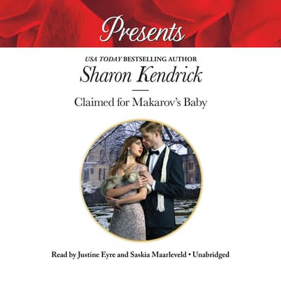 Claimed for Makarov's Baby by Sharon Kendrick audiobook