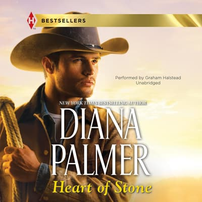 Heart of Stone by Diana Palmer audiobook