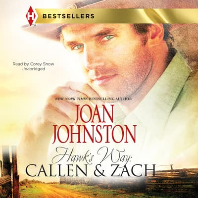 Hawk's Way: Callen & Zach by Joan Johnston audiobook