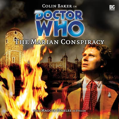 Doctor Who: The Marian Conspiracy by Jacqueline Rayner audiobook