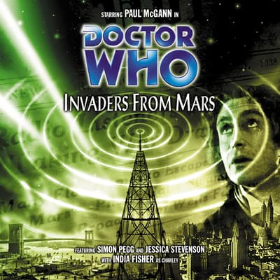 Doctor Who: Invaders from Mars by Mark Gatiss audiobook