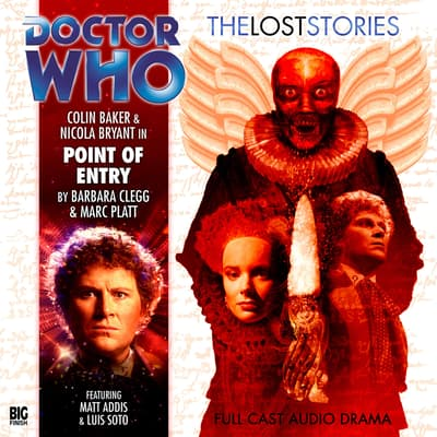 Doctor Who: Point of Entry by Barbara Clegg audiobook