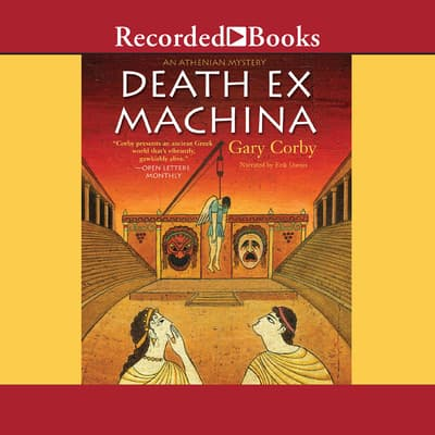 Death Ex Machina by Gary Corby audiobook