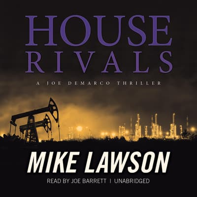 House Rivals by Mike Lawson audiobook