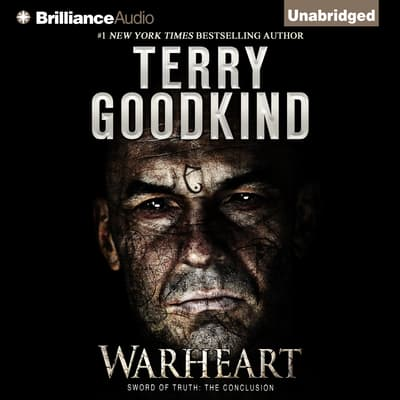 Warheart by Terry Goodkind audiobook