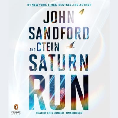 Saturn Run by John Sandford audiobook