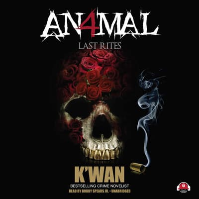 Animal 4 by K'wan audiobook