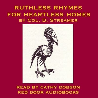 Ruthless Rhymes for Heartless Homes by Harry Graham audiobook