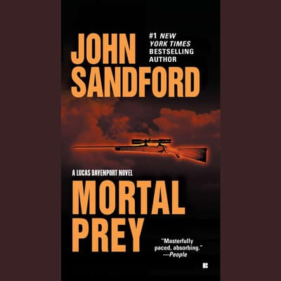 Mortal Prey by John Sandford audiobook