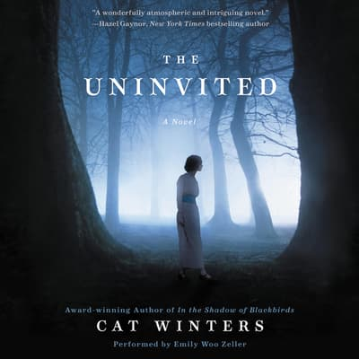 The Uninvited by Cat Winters audiobook
