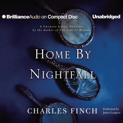 Home by Nightfall by Charles Finch audiobook