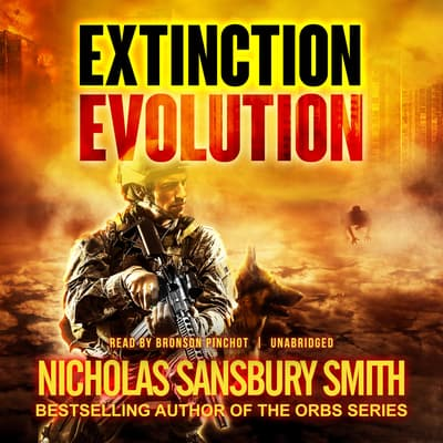 Extinction Evolution  by Nicholas Sansbury Smith audiobook