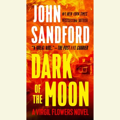 Dark of the Moon by John Sandford audiobook
