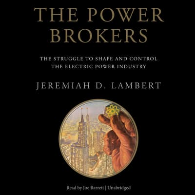 The Power Brokers by Jeremiah D. Lambert audiobook