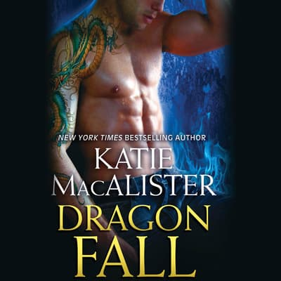 Dragon Fall by Katie MacAlister audiobook