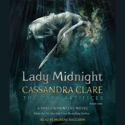 Lady Midnight by Cassandra Clare audiobook