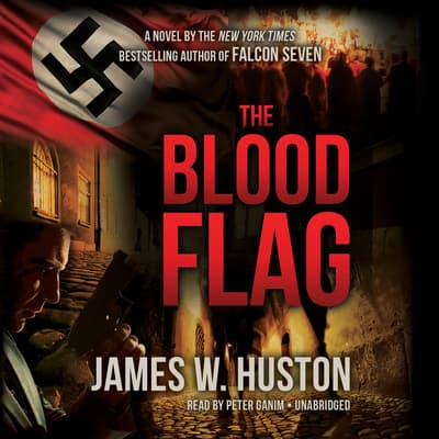 The Blood Flag by James W. Huston audiobook