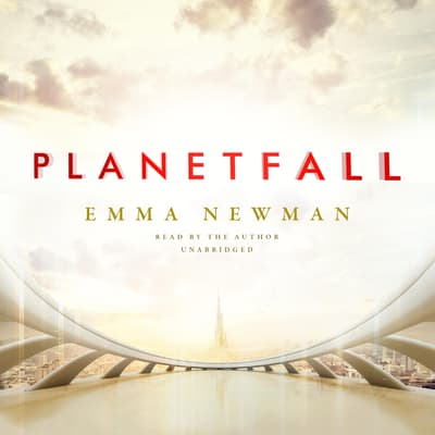 Planetfall by Emma Newman audiobook