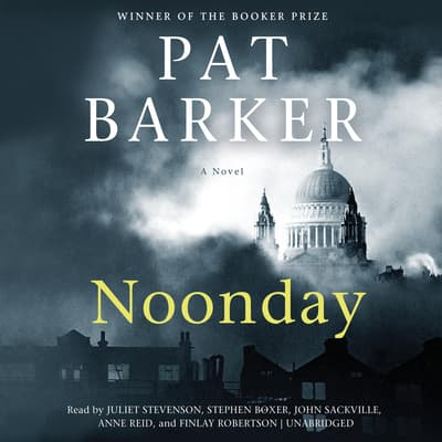 Noonday by Pat Barker audiobook