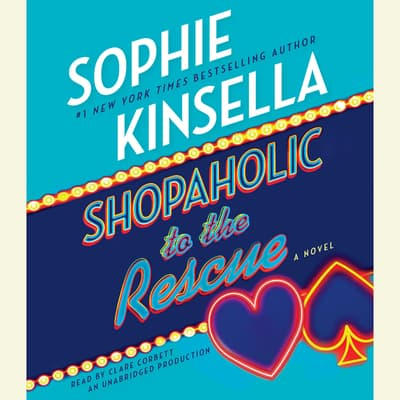 Shopaholic to the Rescue by Sophie Kinsella audiobook