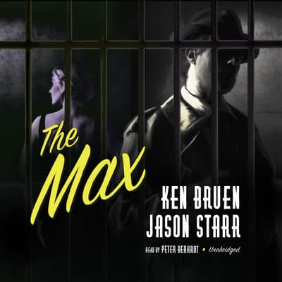 The Max by Ken Bruen audiobook