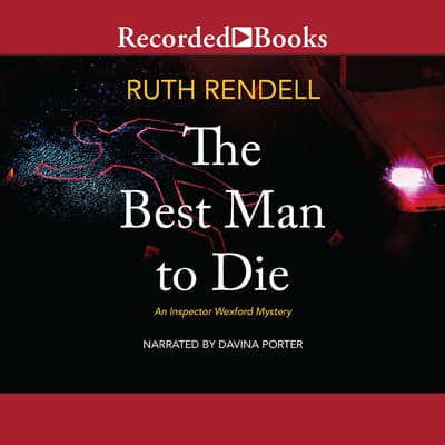 The Best Man to Die by Ruth Rendell audiobook