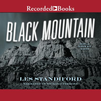 Black Mountain by Les Standiford audiobook