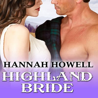 Highland Bride by Hannah Howell audiobook