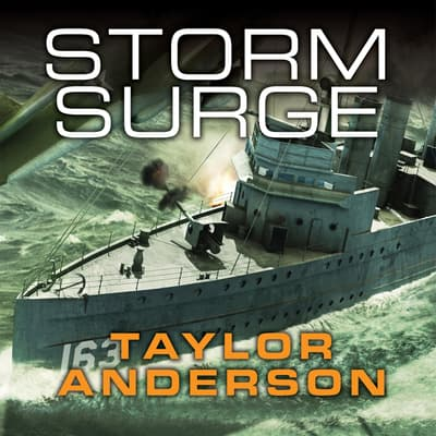 Storm Surge by Taylor Anderson audiobook