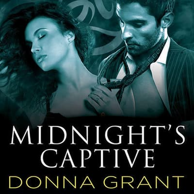 Midnight's Captive by Donna Grant audiobook