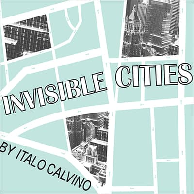 Invisible Cities by Italo Calvino audiobook