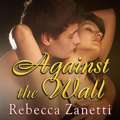 Against The Wall by Rebecca Zanetti audiobook