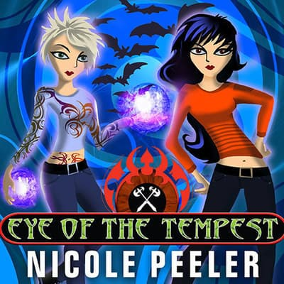 Eye of the Tempest by Nicole Peeler audiobook