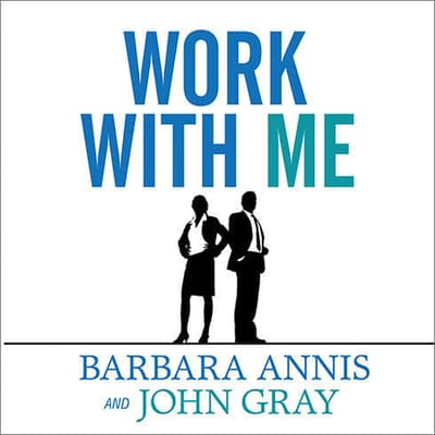 Work With Me by Barbara Annis audiobook