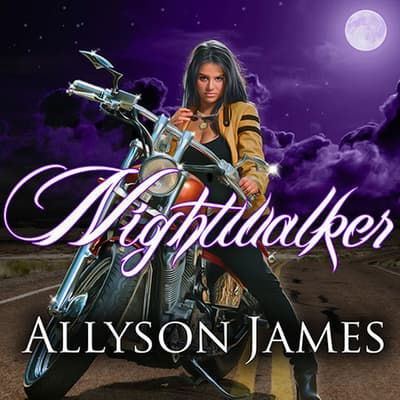Nightwalker by Allyson James audiobook