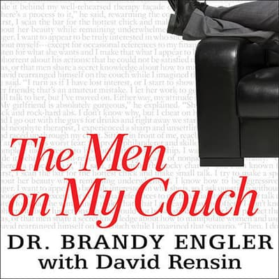 The Men on My Couch by Brandy Engler audiobook