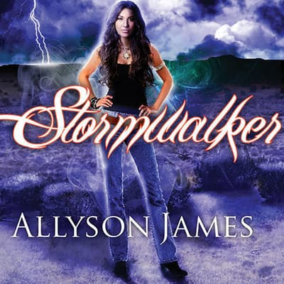 Stormwalker by Allyson James audiobook