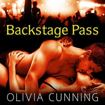 Backstage Pass by Olivia Cunning audiobook