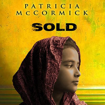 Sold by Patricia McCormick audiobook