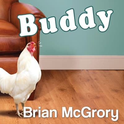 Buddy by Brian McGrory audiobook