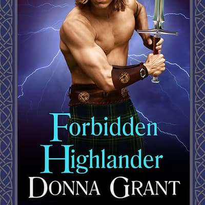 Forbidden Highlander by Donna Grant audiobook