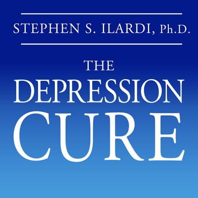 The Depression Cure by Stephen S. Ilardi audiobook